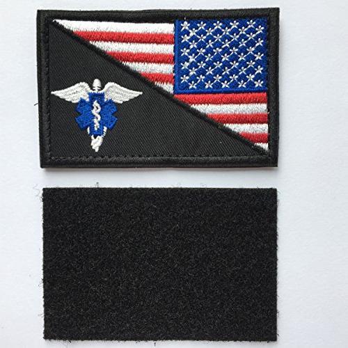 "SpaceCar of Life Paramedic Medic EMT EMS Badge Emblem Decorative 2"""