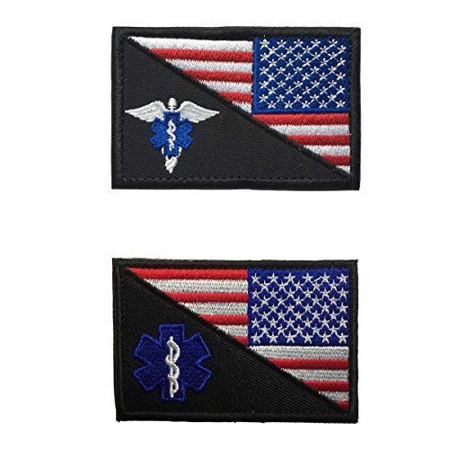 usa american flag w star