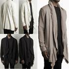 USA Men's Slim Casual Warm Hooded Sweatshirt Coat Jacket Out