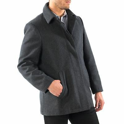 Alpine Swiss Jacket Up Coat Blazer