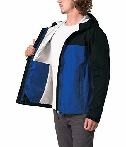 The North Face 2 Waterproof Hooded Rain - Blue
