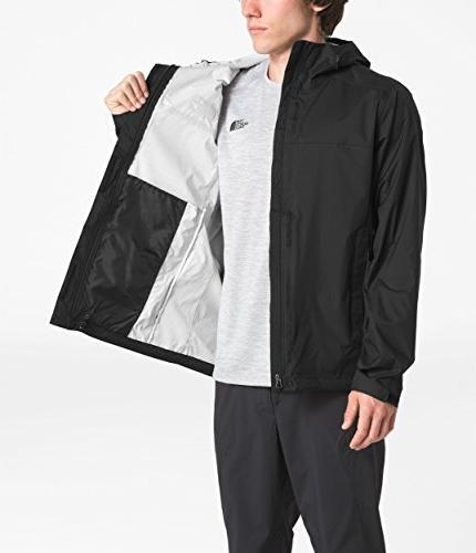 The Venture 2 Jacket TNF Black - M