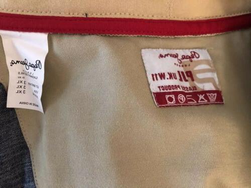 Vintage Pepe London PJL Jacket Hooded Decals Mens