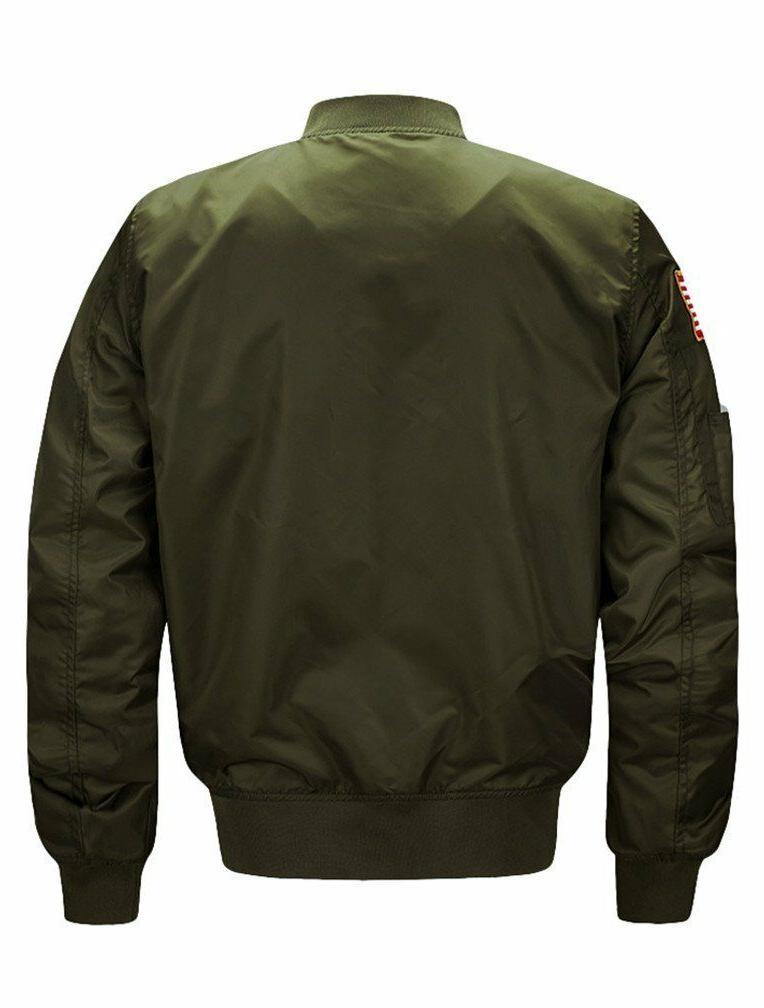 Vogstyle Jacket Patch Slim Bomber
