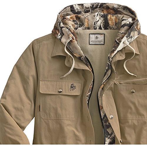 Legendary Hooded Jacket Medium