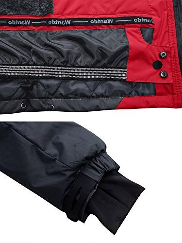 Wantdo Jacket Outdoor Coat US