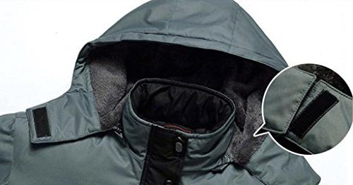 WantDo Men's Jacket Jacket