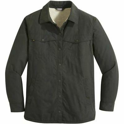 wilson shirt jacket men s