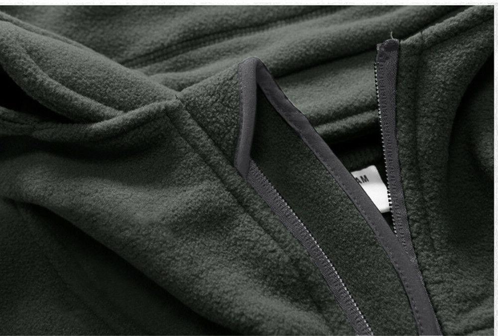 Windbreaker Fleece Jackets Outwear