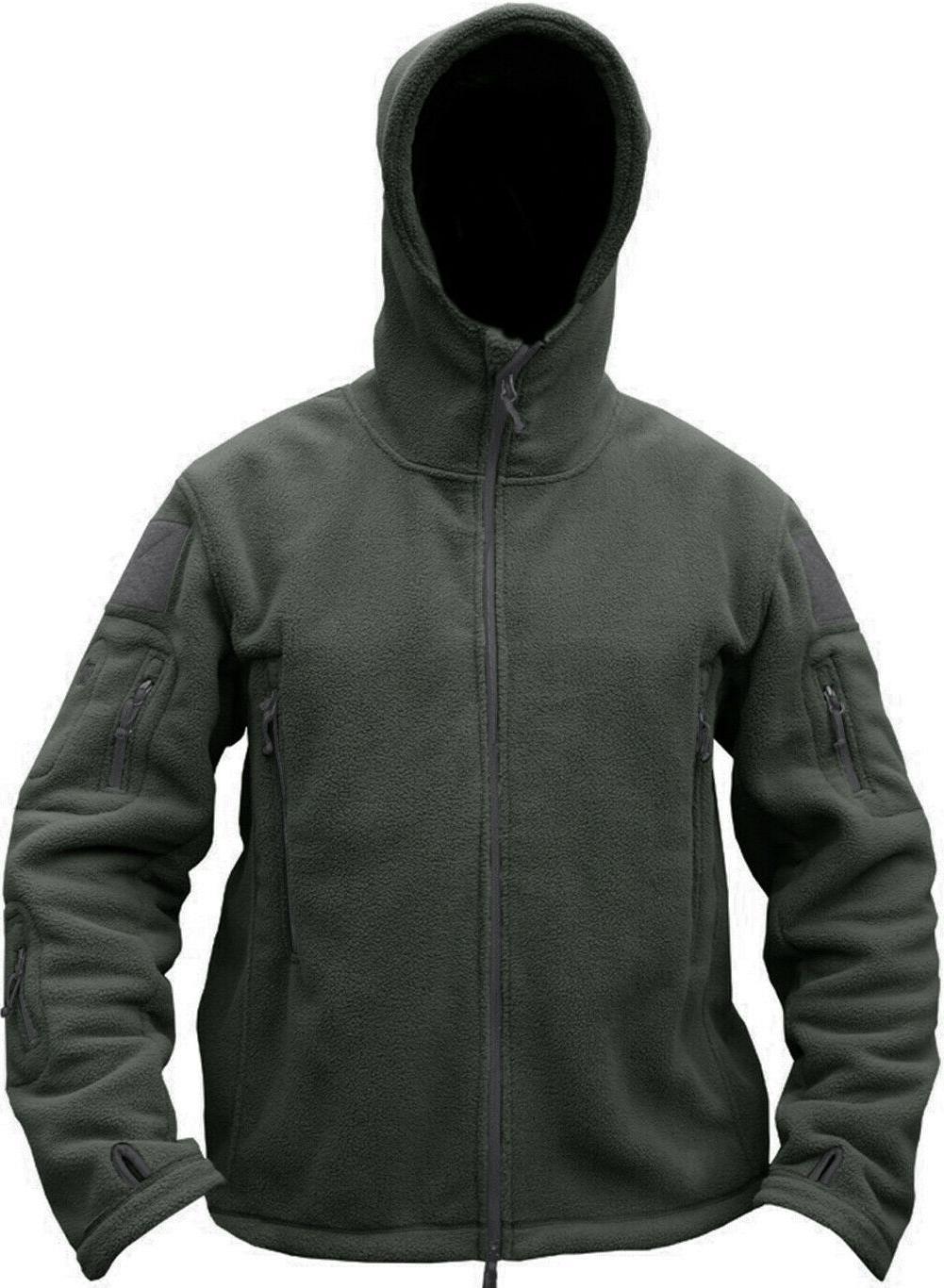 Windbreaker Mens Jackets Outwear Thermal