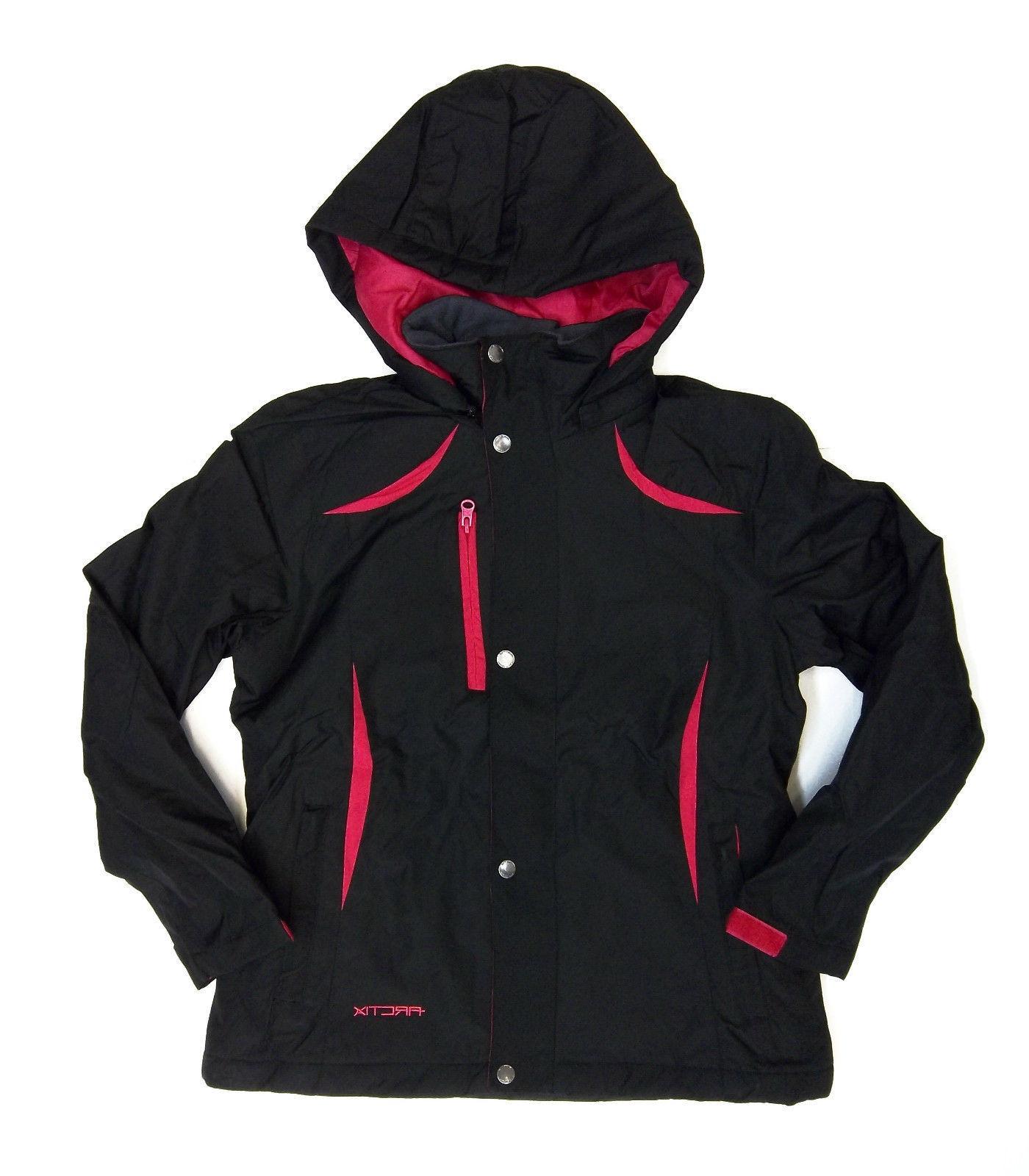 Arctix Women's Glacier Ski Jacket 62710-00 Black