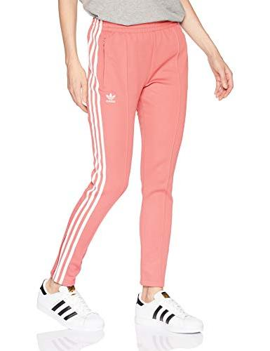 women s superstar trackpants tactile rose 2xs
