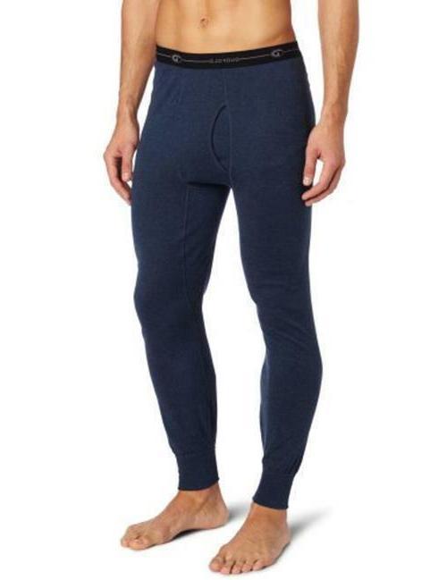 wool blend thermal pants