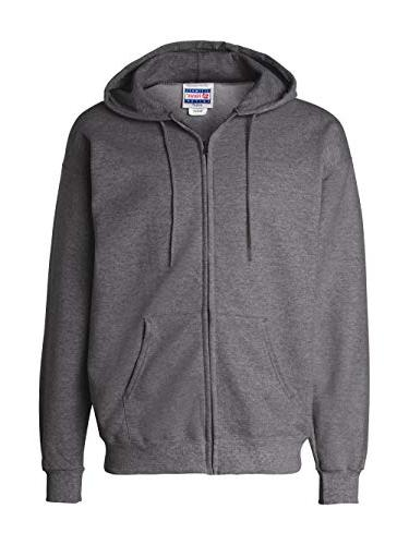 zip ultimate heavyweight fleece hoodie