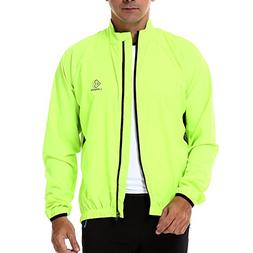 4ucycling Lambda Men's Windproof Cycling Jacket Quick Dry Ou