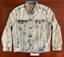 Levi's Denim Trucker Jacket New Size Men's Large