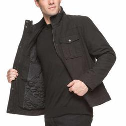 Levi's Men's Full Zip Jacket, Trucker Field Style With Quilt