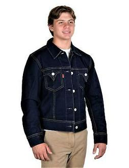 levi s mens type 1 trucker jacket