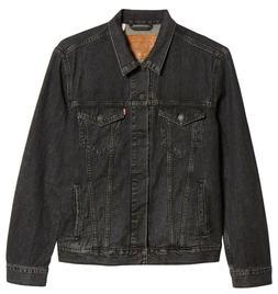 Levi's Strauss Men's Button Front Cotton Denim Trucker Jean