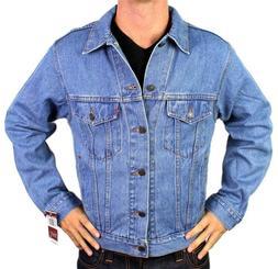 Levi's Strauss Men's Classic Cotton Button Up Denim Jean Jac