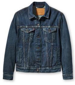 Levi's Strauss Men's Premium Cotton Button Up Denim Jean Jac
