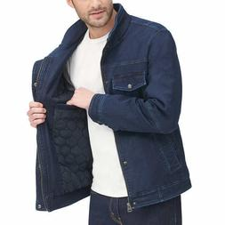Levi's Men's Stretch Twill Jacket ,Blue/Navy ,  Size: XL