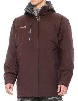 COLUMBIA Lhotse II Mens 3X/4X 3-in-1 Big/Plus/Tall Winter Pa