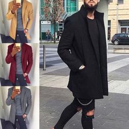 M-XXXL Autumn Winter <font><b>Men</b></font> Casual Coat Thi