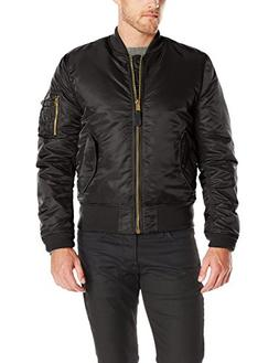 Men's Alpha Industries 'Ma-1' Slim Fit Bomber Jacket, Size L