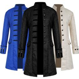 Medieval Cosplay Period Halloween Clothing for <font><b>Men<