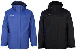 Columbia Men Arctic Trip II Interchange Omni-Heat Jacket BLA