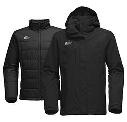 The North Face Men's Carto Triclimate Jacket - TNF Black & T
