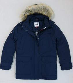 Tommy Hilfiger Men Parka Outerwear jacket Hood size 3-XL new