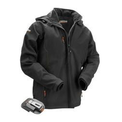 Ridgid Men's 18-Volt Lithium-Ion Cordless Heated Jacket
