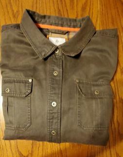 Legendary Whitetails Men's 2XT Journeyman Rugged Shirt Jacke