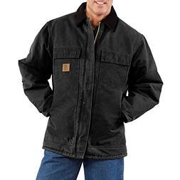 Carhartt Men's Sandstone Traditional Coat