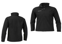 Columbia Men's Ascender II Softshell Jacket / Coat Black Siz