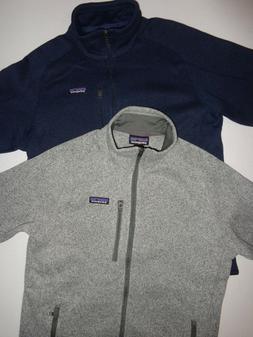 Patagonia Men's Better Sweater Fleece Jacket - 25528 - size