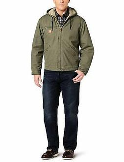 Carhartt Men's Big & Tall Sherpa Lined Sandstone Sierra