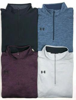 Men's Big & Tall Under Armour Coldgear Quarter Zip Fleece Li