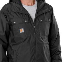 Carhartt Men's Big & Tall Rockford Rain Defender Jacket