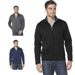 Izod Men's Big and Tall Spectator Fleece Jacket