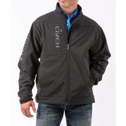 Cinch Men's Black Concealed Carry Bonded Jacket MWJ1043014