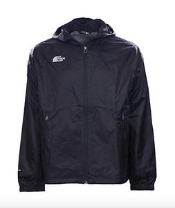 The North Face Men's Boreal Hooded Rain Jacket TNF Black