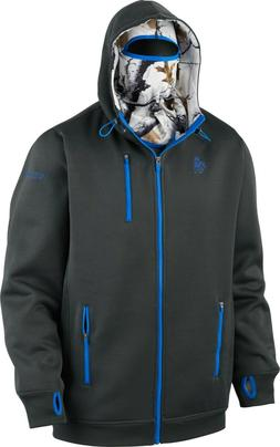 MEN'S LEGENDARY WHITETAILS BUILT-IN BALACLAVA HOODIE JACKET