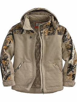 Legendary Whitetails Men's Canvas Cross Trail Workwear Jacke