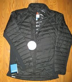 Columbia Men's Cascade Trail II Hybrid Omni Heat Jacket Blac
