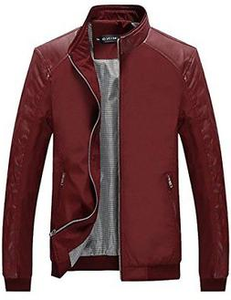 Tanming Men's  Casual   Jacket