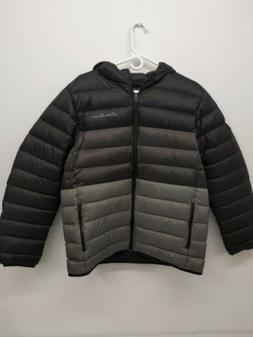 Eddie Bauer Men's Cirruslite Hooded 'Down' Jacket New w/o Ta