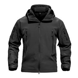 men s classic fleece liner hooded outwear